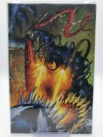 Venom #27 Tyler Kirkham Virgin Secret Variant Virus Codex NM Marvel Comics! HTF!