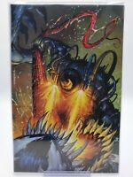 Venom #27 Tyler Kirkham Virgin Secret Variant Virus Codex NM Marvel Comics! HTF!