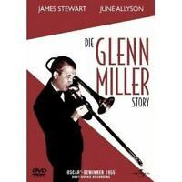 THE GLENN MILLER STORY - DVD NEUF JAMES STEWART,JUNE ALLYSON,CHARLES DRAKE