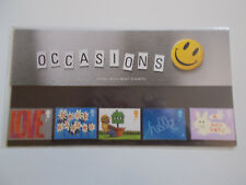 2002 Royal Mail Presentation Pack Greetings 'Occasions' (Pack No.MO7) + FREE p&p