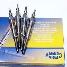 4 x Glühkerze Magneti Marelli SKODA Fabia 1.4 TDI 1.9 TDI Superb 1.9 TDI