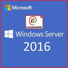 Windows Server 2016 RDS Remote Desktop Services 20 USER CAL LICENSE