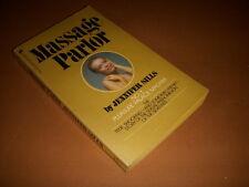 Massage Parlor by Jennifer Sills, #1 Pleasure Palace Madam, Ace Book 5th, 1973!