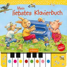 Mein liebstes Klavierbuch Ab 3 Jahren Ich kann schon Klavier spielen + BONUS