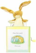 Guess How Much I Love You: Nutbrown Hare Jack-in-the-Box, NEW by Kids Preferred