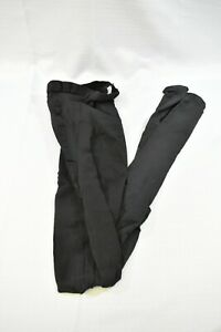 Spanx High-Waisted Tight-End Tights, Women's Size D, Very Black