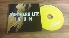 CD Pop Northern Lite - Run (2 Song) Promo UNA MUSIC / BMG cb