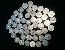 10x 1/20 oncia Messico Dea della vittoria Libertad 999 Argento Moneta d'argento