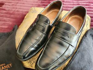 """Joseph Cheaney Men's Shoes Size UK 9.5 Imperial Range """"Fiddle/Violin"""" Waist Sole"""