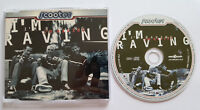 ⭐⭐⭐⭐  I`M RAVING  ⭐⭐⭐⭐  4 Track CD ⭐⭐⭐⭐ SCOOTER  ⭐⭐⭐⭐  MCD  ⭐⭐⭐⭐