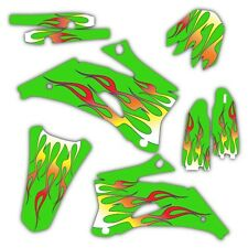 2012 2013 2014 2015 KXF 450 GRAPHICS KIT KAWASAKI KX450F MOTOCROSS DECALS 450F