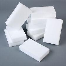 20 PCS Magic Sponge Eraser Cleaning Melamine Multi-use Foam Cleaner White