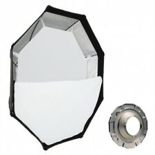METTLE Oktagon Octagon Softbox, Ø 95 cm für MULTIBLITZ P Fotostudio Octobox