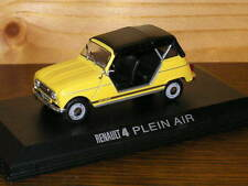 RENAULT 4 PLEIN AIR 1/43 NOREV