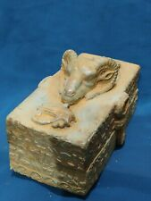 1. The Box of Secrets is a rare piece of ancient Egyptian civilization