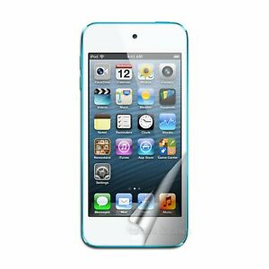 2 Pack Premium Clear Screen Protectors for Apple iPod Touch 5 6 7