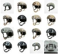 FMA Tactical Airsoft SF SUPER HIGH CUT HELMET Protective Helmet (TB1315-A) -