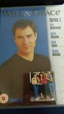 Will And Grace - Season 3 - Episodes 5-8 (DVD, 2003) - USED