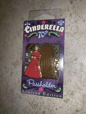 Disney Pin 2020 70th Anniversary Cinderella Evil Step Mother Passholder Le 4000