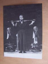 Hugh Quarshie - RSC - Royal Shakespeare Company - 6.75 x 5 inch