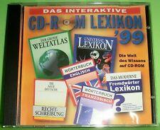 Das interaktive CD-Rom Lexikon '99 (PC - Software)