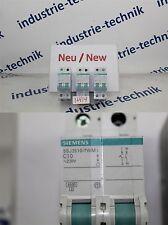 Siemens C10 5SJ3510-7WM  Leistungsschutzschalter 230V