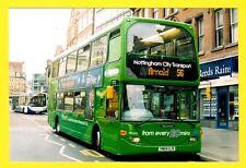 Bus Photo ~ Nottingham 734: YN04UJV: Scania East Lancs Omnidekka - 56 Arnold