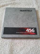 2x Quantegy 456 tape reel Alu Spule