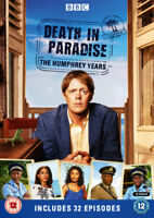 Death in Paradise: The Humphrey Years DVD (2018) Kris Marshall cert 12 12 discs