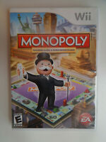 Monopoly Game Complete! Nintendo Wii