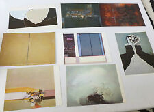 21 x Spanish artists unused ART POSTCARDS Guerrero, Torner, Chorine, Serrano etc