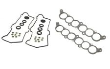 TOYOTA OEM KP Complete Valve Cover Gasket Set + (2) Intake Plenum Made in Japan