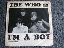 The Who-I´m a Boy 7 PS-1966 Germany-45 U/min-MOD-Beat-421 051