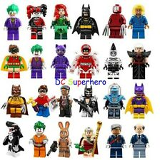 LEGO DC Marvel Minifigures Batman Superman Justice League Joker Harley Quinn New