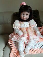 Stunningly Beautiful Toddler Doll  BNIB