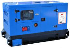 WM15SL,Diesel-Stromerzeuger-Notstromaggregat,3-phasig,14.5kVA,mit ATS vorbereit.