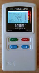 Cornet ED88Tplus Tri-Mode Hoch/Niederfrequenz, Elektrosmog Messgerät