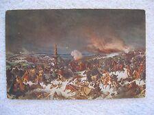 Crossing the Beresina 26-XI-1812 Postcard Les Editions Nomis Paris