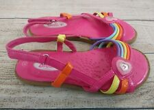 Barbie Girls Size 11 Pink Sandals