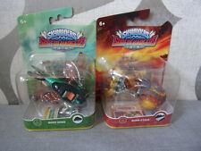 Skylanders Superchargers - Buzz Wing + Burn-Cycle - Nip