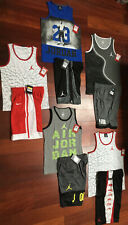 Nwt Nike Air Jordan Boys 2-Piece Jumpman Tank or T w/Basketball Shorts, Szs S-L