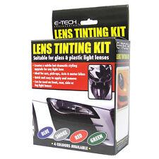 E-Tech Lens Tinting Kit Smoke - ELS-00160
