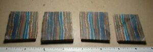 Rough for cabbing cabochons RAINBOW CAL SILICA slabs !!