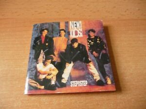 3 Inch Maxi CD New kids on the Block - Step by step - 1990
