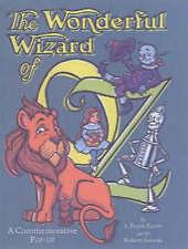The Wonderful Wizard Of Oz by Robert Sabuda (Hardback, 2001)