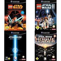 Nintendo GameCube - Best of Star Wars Spiele - Zustand auswählbar