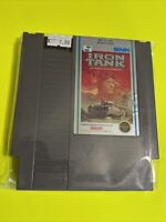 🔥100% WORKING NINTENDO NES SUPER FUN Game Cartridge ARCADE CLASSIC - IRON TANK