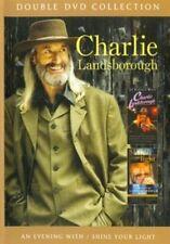 Charlie Landsborough (DVD, 2 DISC) LIVE CONCERT + DOCUMENTARY - 2.5 HOURS Rare !