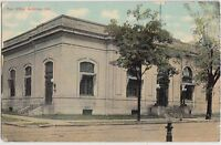 Indiana In Postcard 1910 ANDERSON Post Office Building