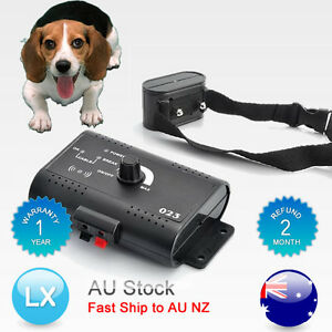 Waterproof Electronic Hidden Dog Fence System Electric Collar Fencing Pet Train
